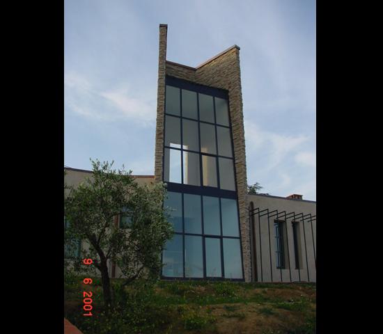 Complesso Residenziale - Gaiole in Chianti (SI), 2010